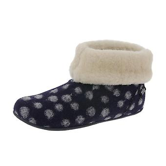 FitFlop Sarah Shearling Dots Slippers