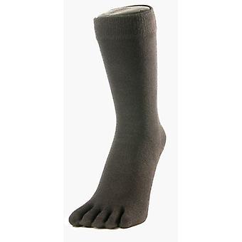 TOETOE Classic Toe Socks - Grey