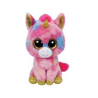 Ty Beanie Boo Xl Fantasia Unicorn 42cm
