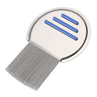 Tooth comb in Stainless Steel