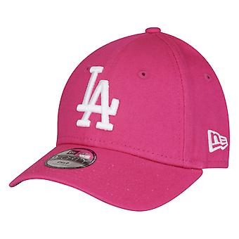 New Era 9Forty Kinder Cap - Los Angeles Dodgers pink