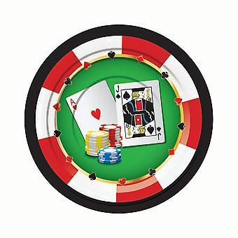 Casino Plates 7