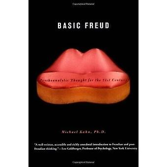 Basic Freud by Michael Kahn - 9780465037162 Book