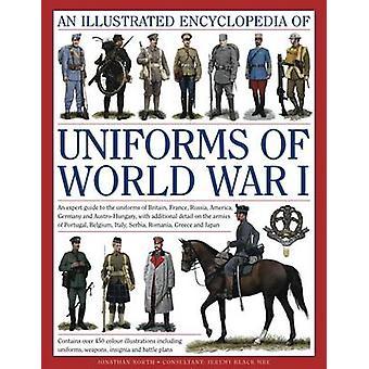 Eine illustrierte Enzyklopädie der Uniformen des ersten Weltkrieges - ein Experte Gui