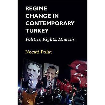 Regimeskifte i moderne Tyrkiet - politik - rettigheder - Mimesis af
