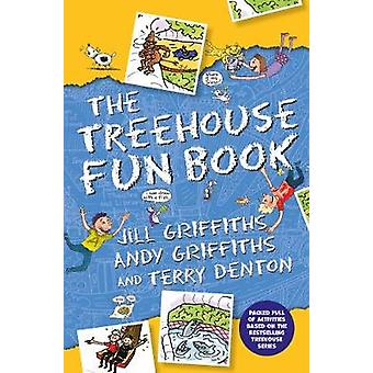 The Treehouse Fun Book by Andy Griffiths - 9781509860449 Book