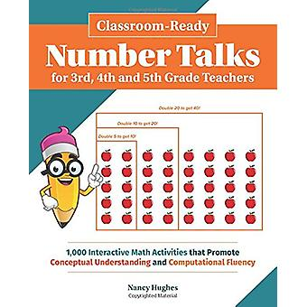 Classroom-Ready Number Talks for Third - Fourth and Fifth Grade Teach