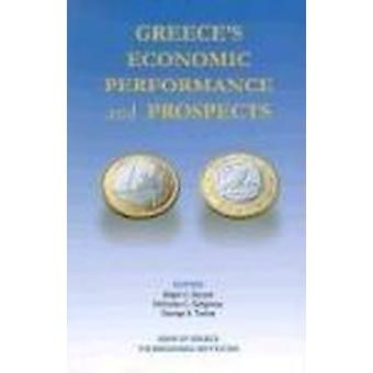 Greece's Economic Perfomance and Prospects by Ralph C Bryant - Nichol
