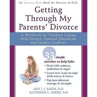 Sortons du Divorce de mes Parents - un classeur pour s'occuper de Pare