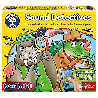 Orchard Sound Detectives Learning Game