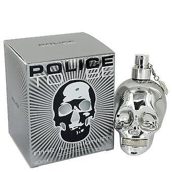 Police To Be The Illusionist by Police Colognes Eau De Toilette Spray 1.35 oz / 40 ml (Men)