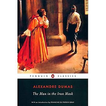 Człowiek w żelaznej masce (Penguin Classics)