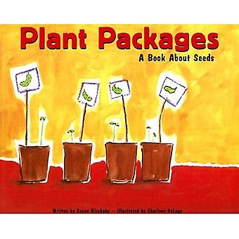 Pflanze-Pakete: Ein Buch über Samen (Dinge (Fenster