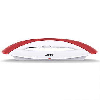 Alcatel Smile red white cordless phone