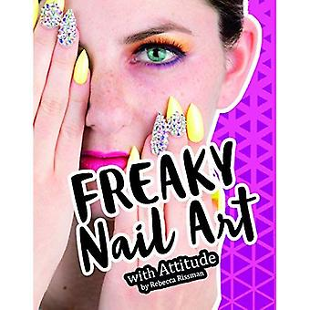Freaky Nail Art with Attitude (DIY Fearless Fashion 4D)