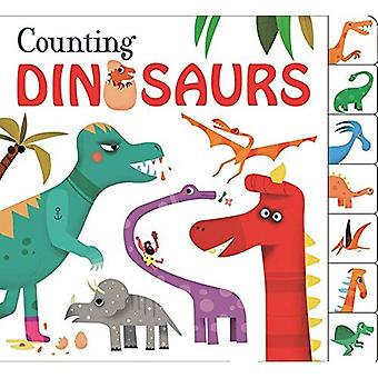 Counting Dinosaurs (Counting� Collection) [Board book]