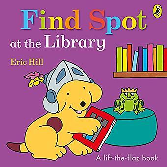 Löytää paikka kirjasto [kuvakirja]