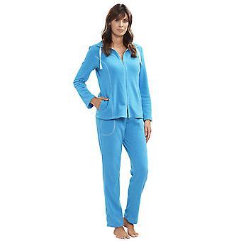 Rosch 1884169-11723 Womens nye romantikk lagunen blå Loungewear sett