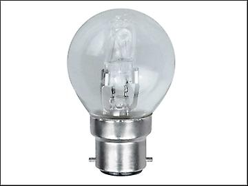 Eveready Lighting G45 ECO Halogen Bulb 28 Watt (36 Watt) BC/B22 Bayonet Cap Box 1