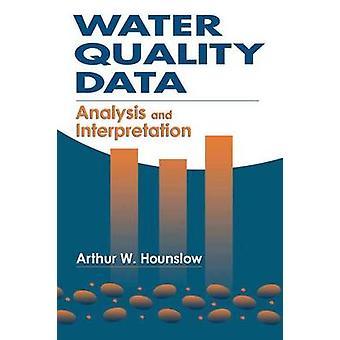 Waterkwaliteitsgegevens door Hounslow & Arthur W.