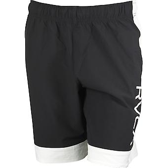 RVCA Mens VA Sport Challenger Shorts - schwarz