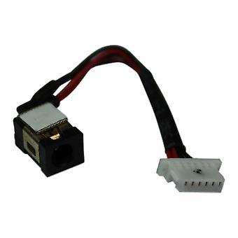 Samsung NP530U3B-A01DE Compatible Laptop DC Jack Socket With Cable