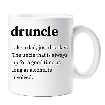 Druncle Definition Mug