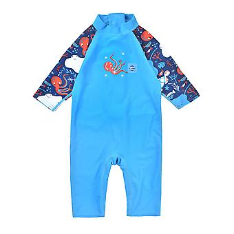Splash About Toddler 3/4 Length UV Sunsuit  | Under the Sea
