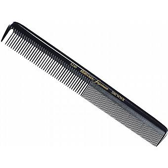 Hercules Sagemann Ebonite Hair Cutting Comb W/Sectioning Tooth 8.5""