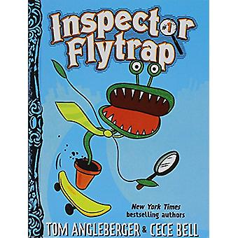 Inspector Flytrap by Tom Angleberger - Cece Bell - 9780606382007 Book
