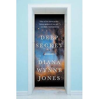 Deep Secret by Diana Wynne Jones - 9780765338075 Book