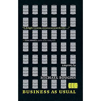 Business as Usual by Michael Boughn - 9781897126912 Book