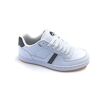 Osiris White-Black-Gum Relic Shoe