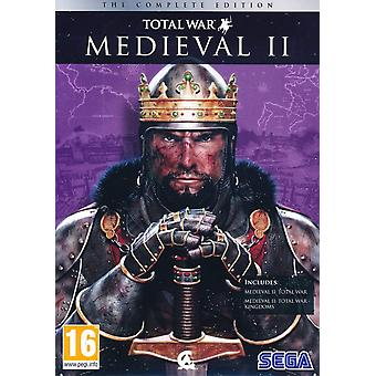 Medieval 2 Total War The Complete Collection - PC