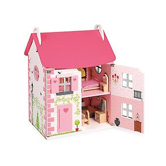 Janod Mademoiselle Doll's House