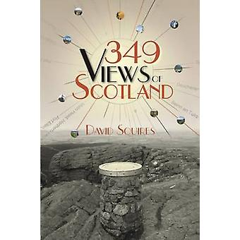 349 Views of Scotland by David Squires - 9781849951715 Book