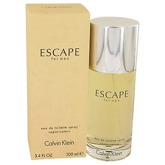 ESCAPE de Calvin Klein Eau De Toilette Spray 3.4 oz/100 ml (hombres)