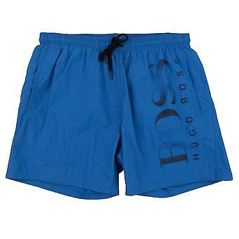Hugo Boss Octopus Swim Shorts Blue/Black