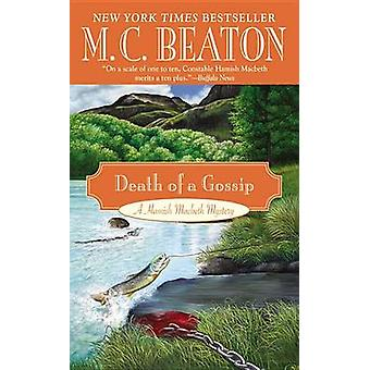 Death of a Gossip by M C Beaton - 9781455501465 Book