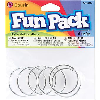 Fun Pack Key Ring ? Pkg ? Color 34734224