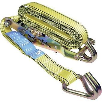 Double strap Low lashing capacity (single/direct)=500 null (L x W) 5 m x 25 mm