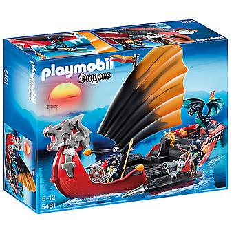 Playmobil 5481 Boat Battle Of The Dragon