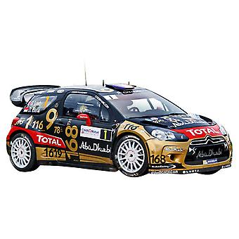 Scalextric Citroen DS3 WRC  Loeb-Elena  (Toys , Vehicles And Tracks , Slot , Cars)