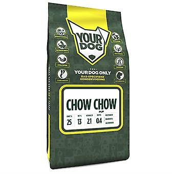 YOURDOG CHOW CHOW PUP 3 KG