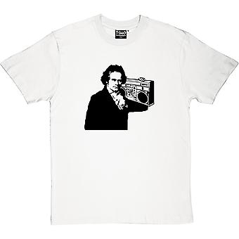 Beethoven Ghetto Blaster Men's T-Shirt