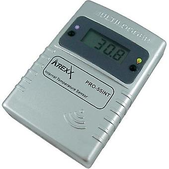 Data logger - sensor Arexx PRO-55int Unit of measurement Temperature -55 up to 125 °C Calibrated to Manufacturer