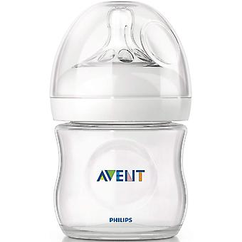 Avent Natural Feeding Bottle - 125ml