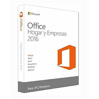 Microsoft Office Home and Business Suite 2016