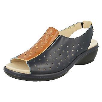 Damer let B Peep-Toe sandaler Gloucester