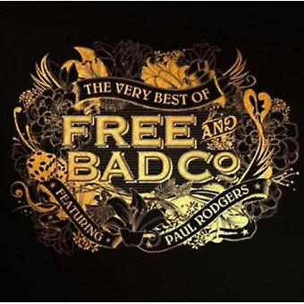 Very Best of Free & Bad Company Feat. Paul Rodgers by Bad Company